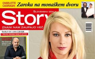 Natalija Gros: Po smrti moža sta s hčerko ostali sami. Več v novi Story!