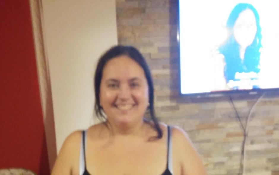 Ervina Varcar (The Biggest Loser Slovenija): »Shujšala bom pod 100 kilogramov!« (foto: Pop Tv)