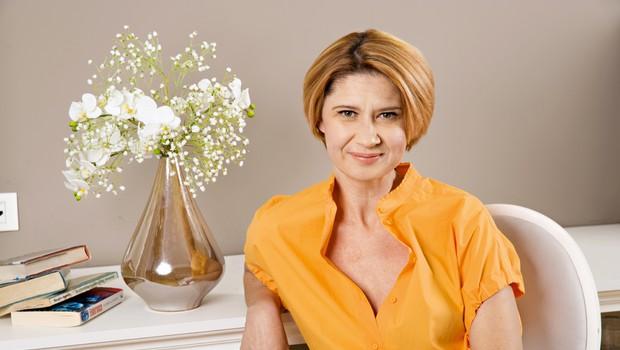 Vesna Pernarčič, igralka: Ločitev je vedno težka! (foto: Helena Kermelj)