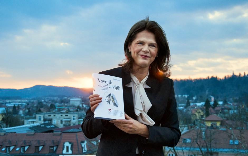 Biografija Alenke Bratušek: Naprej 'v svojih čevljih'! (foto: arhiv Stranke Alenke Bratušek)