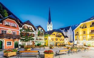 Avstrijski Hallstatt –  slovi kot vas soli