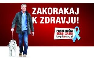 Zakorakaj k zdravju s slovenskimi policisti – vabilo na pohod na Šmarno goro