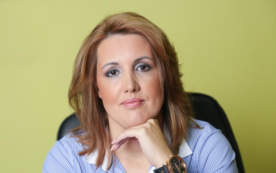 Detektivka Bernarda Škrabar, direktorica Detektivsko-varnostne agencije (foto: Press)