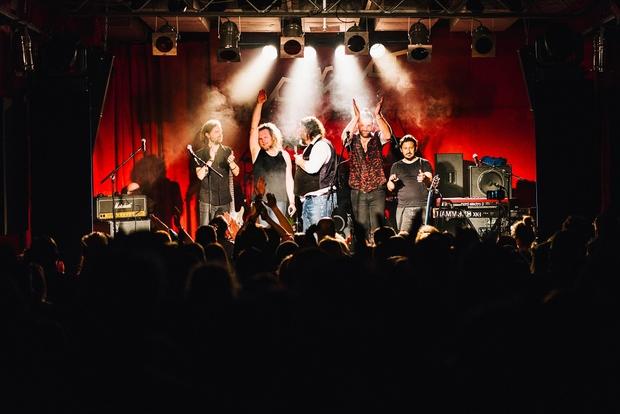 Hamo & Tribute 2 Love predstavljajo videospot za uspešnico »Ona Gre« (foto: marko alpner)