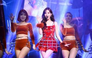 Južnokorejski pop zvezdniki na gostovanju v Pjongjangu
