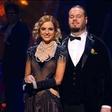Tadeja Pavlič in Sašo Stare sta se poslovila iz šova Zvezde plešejo