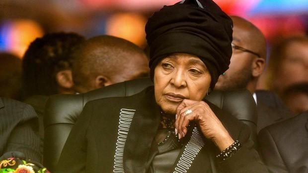 Umrla borka proti apartheidu Winnie Madikizela-Mandela (foto: profimedia)