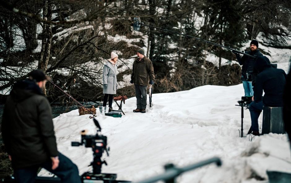 Reka ljubezni: Razkrivamo dejstva, ki jih o seriji še niste vedeli! (foto: Ksaver Šinkar)