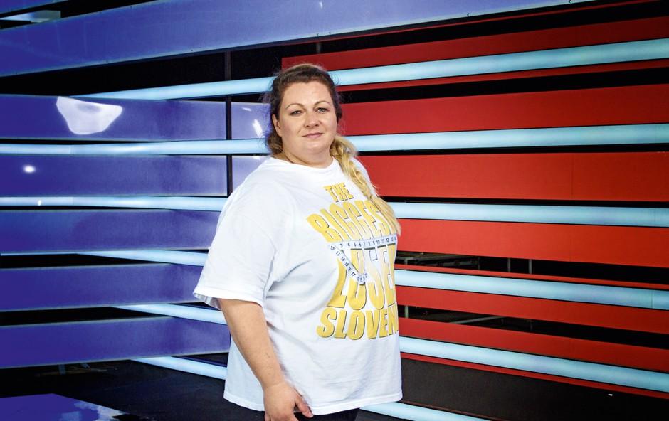 The Biggest Loser: Žalostne življenjske zgodbe tekmovalcev (foto: Planet TV)