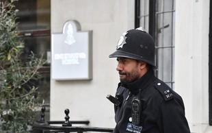 Princa Philipa sprejeli v londonsko bolnišnico