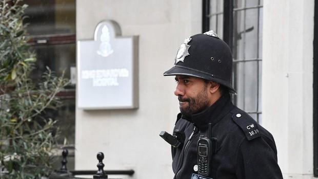Princa Philipa sprejeli v londonsko bolnišnico (foto: profimedia)