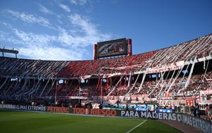 Argentinski nogometni klub River Plate sredi afere spolnih zlorab mladoletnikov