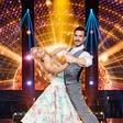 Natalija Gros svojemu plesnemu partnerju namenila ganljivo sporočilo