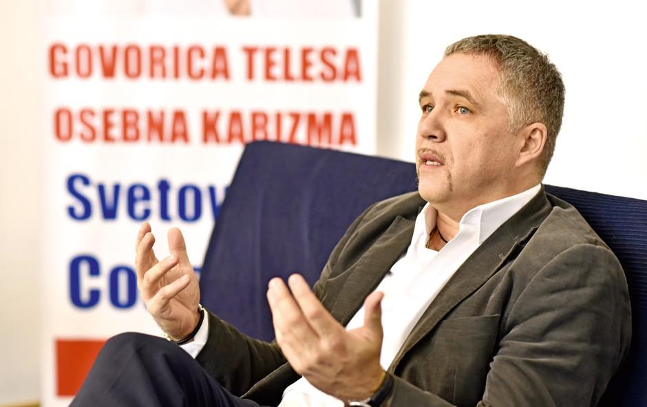 Edvard Kadič: Vsak je lahko samozavesten (foto: Igor Zaplatil)