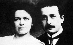 Slavenka Drakulić s knjigo o žalostni usodi genialne znanstvenice - prve žene Alberta Einsteina!