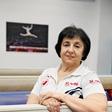 Ljudmila Korolenko (gimnastičarka) - zanjo je gimnastika kot zrak, ki ga diha