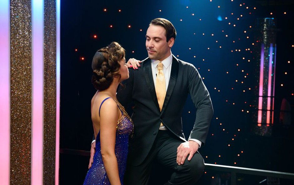 Poglejte si zadnji ples Martine Plohl in Roka Kunaverja v šovu Zvezde plešejo (foto: POP TV)