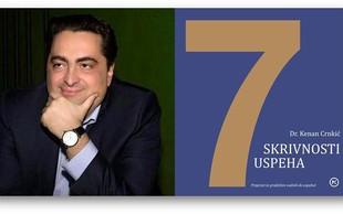 Dr. Kenan Crnkić v balkanski uspešnici razkriva 7 skrivnosti uspeha