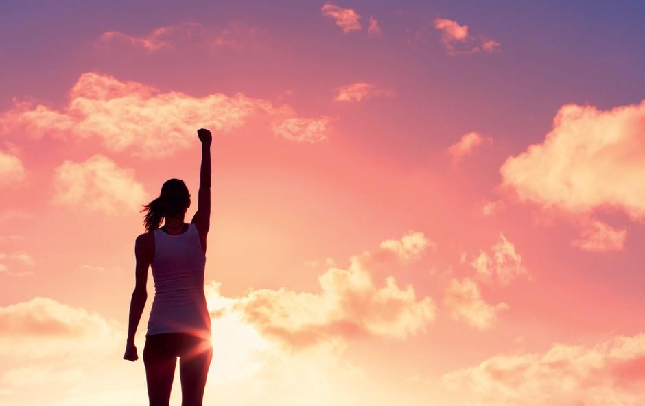 Taekwondo - samozavest gradite tudi na padcih! (foto: Shutterstock)