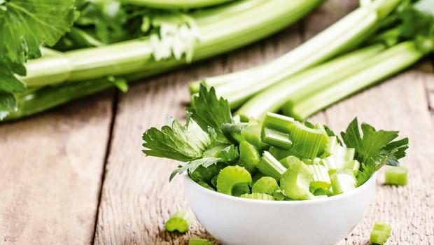Zelena - možno jo je uporabiti tudi v sladicah! (foto: Shutterstock)
