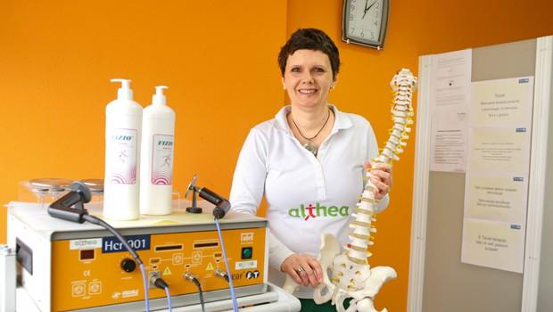 Nena Veber: Na zdravljenje z NLP prisegajo tudi športniki (foto: Goran Antley)