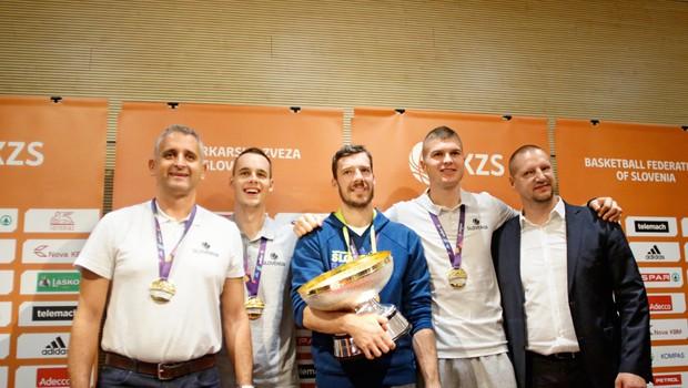 """Goran Dragič: """"Odraščali smo na ulici – s športom"""" (foto: Goran Antley)"""