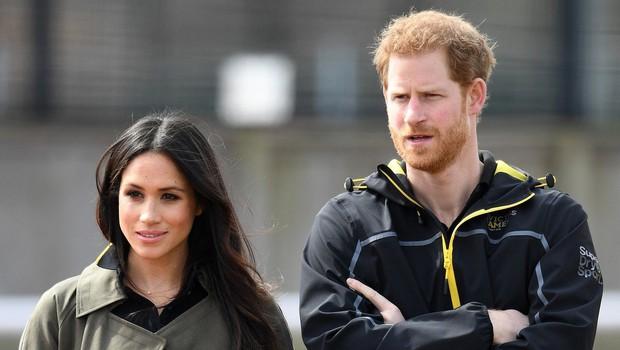 Princ Harry je močno potrt, ne ve več, kako bi zaščitil svojo Meghan (foto: profimedia)