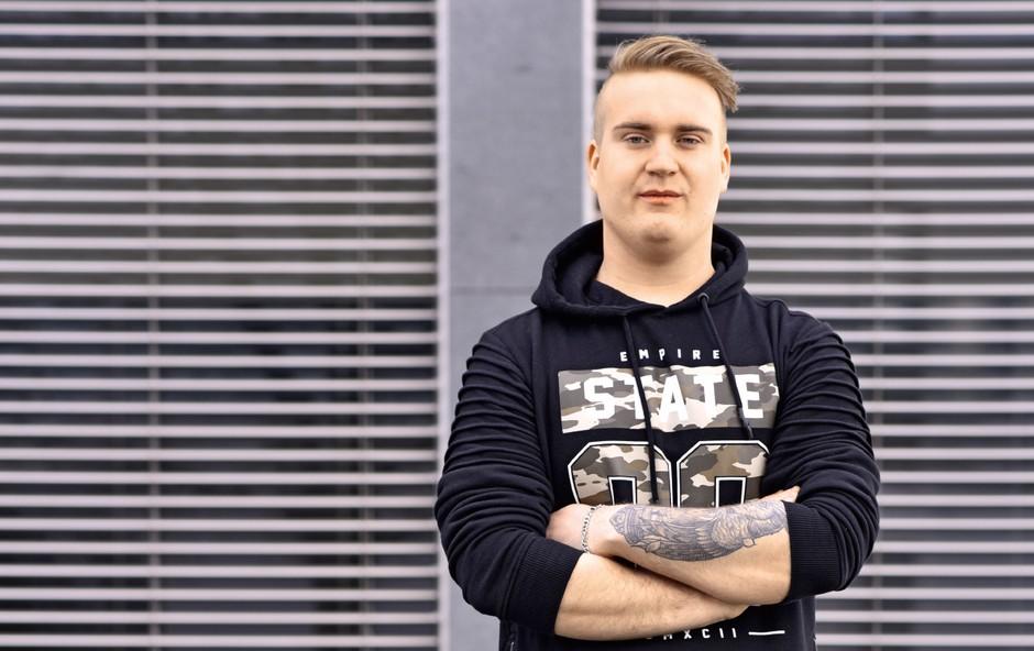Matic Kos (The Biggest Loser): Joški ga ne motijo več! (foto: Igor Zaplatil)