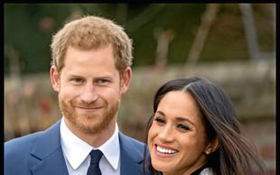 Meghan Markle se bo sama naličila za svojo poroko