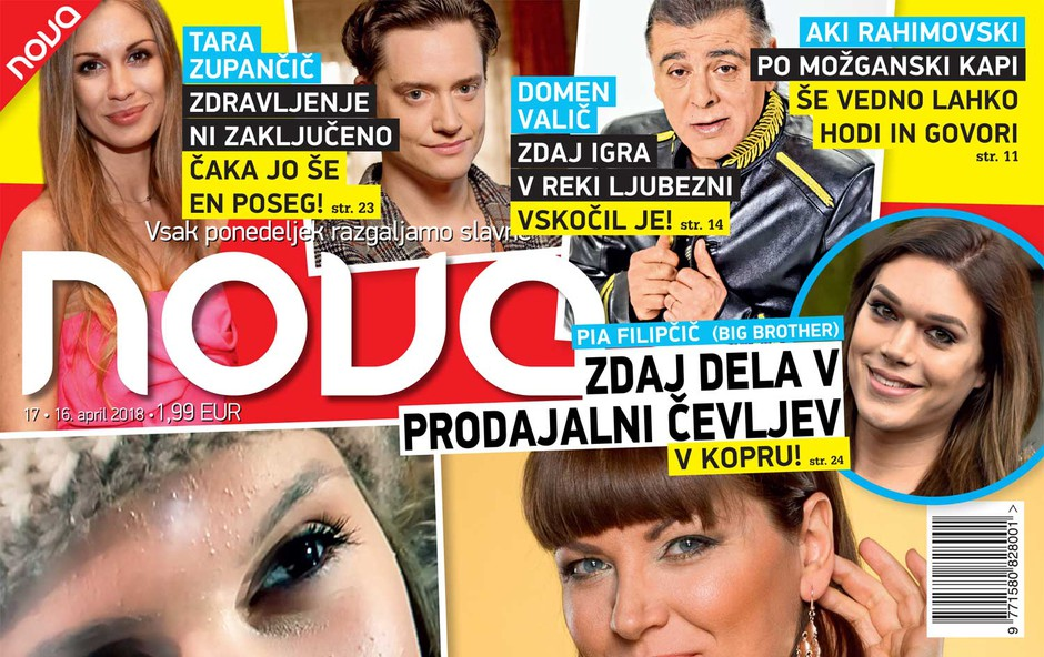 "Henrik Lutz o Indiri Ekić: ""Lažnivka je!"" (foto: Nova )"