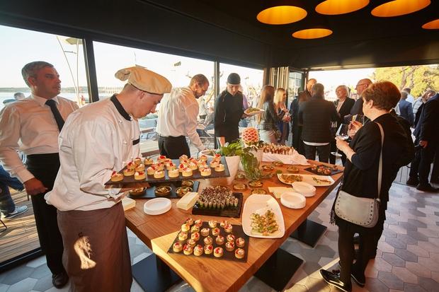 Koper je bogatejši za mediteransko restavracijo Savor, ki jo dnevno oskrbujejo lokalni ribiči! (foto: Savor, Press)
