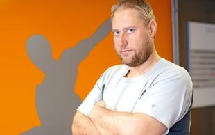 Henrik Lutz o zakulisnih igricah v šovu The Biggest Loser
