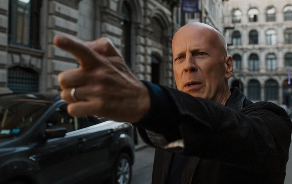 Želja po maščevanju: Bruce Willis je vrnil na velika platna! (foto: Karantanija)