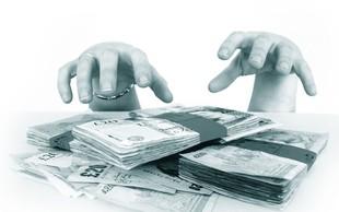 Do leta 2030 naj bi imel odstotek najbogatejših ljudi v rokah dve tretjini svetovnega premoženja