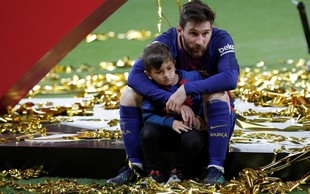 Messi največji zaslužkar med nogometaši, Mourinho med trenerji