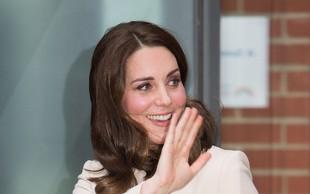 Začelo se je: Kate Middleton že v porodnišnici!