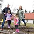 Tamara Fortuna (kuharica in blogerka) si z družino želi na kmetijo