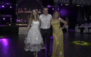 Savina Atai in Zvezdana Mlakar tudi letos z Gala Ženska in Moški