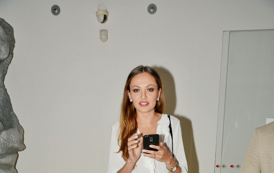 Iryna Osypenko Nemec in njeni spomini na maturantski ples (foto: Sašo Radej)