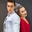 Nino Ošlak in Anabel: Od oboževalke do varovanke