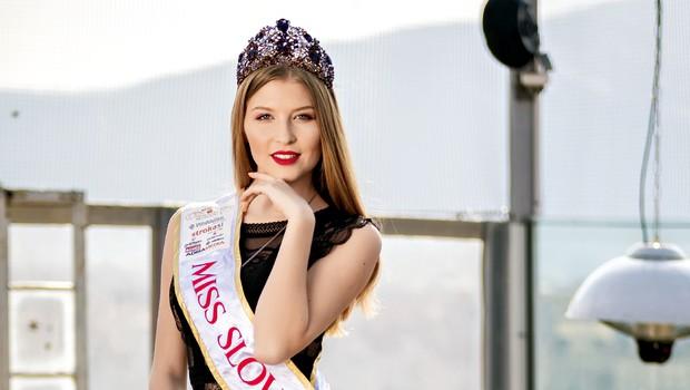Miss Maja Zupan: V kratkem času sem nabrala veliko izkušenj! (foto: arhiv NOve)