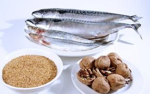 Kombinacija vitamina D in maščobnih kislin omega-3 proti mentalnim težavam