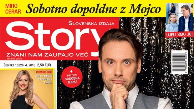 Rok Kunaver (Zvezde plešejo): Iskrena izpoved o bolezni! (foto: Story)