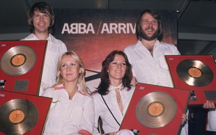 Skupina ABBA po 35 letih spet skupaj!