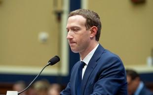 Facebook: kaj vse vedo o vas, četudi niste njihov uporabnik