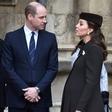 Kate Middleton in princ William ujeta v redkih intimnih trenutkih