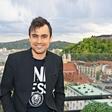 Omar Naber: Mama mi je dala ljubezen do glasbe