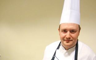 Marko Gorela: Ne neha razmišljati o hrani