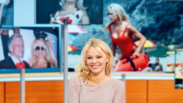 Pamela Anderson: Vegani naj bi imeli boljši seks (foto: Profimedia)