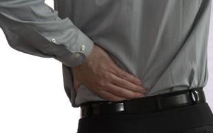 Bolečine v križu je mogoče odpraviti z zdravo in pravilno obremenitvijo hrbtenice!